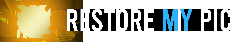 Restore My Pic Logo